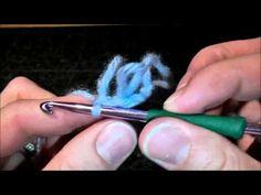 Crochet Foundation Fur (Loop) Stitch