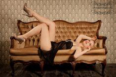 Professionel boudoir fotograf