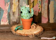 cactus shaped pincushion