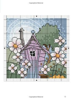 Mini Cross Stitch (Twenty to Make): Amazon.co.uk: Michael Powell: Books