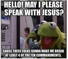 Funny Christian Memes, Christian Humor, Christian Girls, Work Memes, Work Humor, Funny Memes About Work, Funny Work, Funny Kermit Memes, Minions