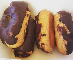 éclair #éclair #eclair #chocolate #choco #pastry #cream #sweets #sweet #picoftheday #photooftheday #bestoftheday #amazing #bestoftheday #instagood #instadaily #instalike #instafood #instasweets