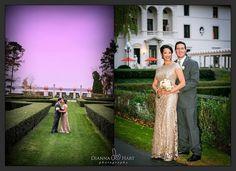 Destination weddings in Geneva, New York by Dianna Harts Photography. Geneva on the Lake Resort. www.DiannaHart.com.