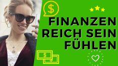 """""""Finanzen"""" Reich sein - fühlen Youtube, Finance, Life"""