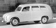 1949 T -201 Sodomka-ambulance