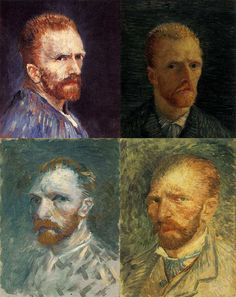 Adjusted price: $93.5 Million   Original price: $71.5 Million --- Portrait of vincent van gogh --- These self potraits were made by Vincent van Gogh. The first self-portrait by Van Gogh that survived, is dated 1886. These were sold by heirs of Jacques Koerfer in 1998.