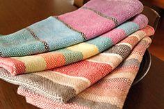 Ravelry: LaGitana's Cottage Tea Towels