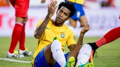 Gil is heading back to China after Brazil's Copa America disappointment.