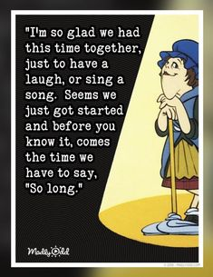 Carol Burnett always ended her televison show with this sentiment. My Childhood Memories, Sweet Memories, Ed Vedder, Before I Forget, Carol Burnett, Old Tv Shows, I Remember When, Have A Laugh, Classic Tv