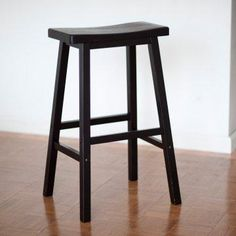 Saddle Seat Bar Stool.