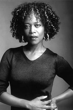 Alfre Woodard - inspiration for the character of Etta Evans. She helps Jessamine…