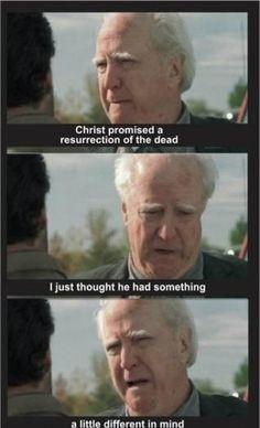 The Walking Dead- Hershel season 2
