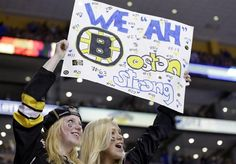 Boston Bruins & Pittsburgh Penguins have canceled their morning skates because of the manhunt for a suspect in the Boston Marathon bombings