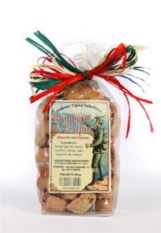 Bumbeti de l'Alpin - Biscotti dell'Alpino