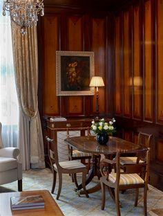 Alberto Pinto - Interior Designs  Lanesborough in London