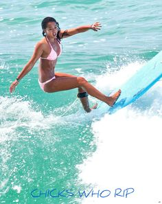 Sistah Moniz, 2x World Longboard Champ.