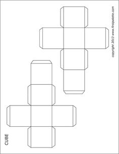 Influential image regarding centimeter cubes printable