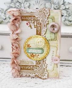 Card by Melissa Phillips (LilyBean Paperie)