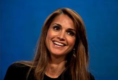 Queen Rania of Jordan - Ramin Talaie/Bloomberg