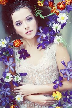 Natasha by Tasya  Lebedeva, via 500px