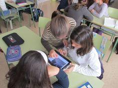 Aprender con Tablets: Video-reportaje con los Tablets