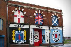 The Shankill Road Belfast ❤❥*~✿Ophelia Ryan✿*~❥❤