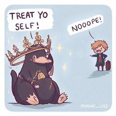 Treat yo self! - Imgur