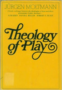 """""""Theology of Play"""" by Jürgen Moltmann. """"Can we play, laugh and rejoice in this world which contains so much suffering and pain?"""" is the essential question asked in this work. In a world full of people trying to achieve and justify their reason for living, Moltmann asserts that through Jesus it is possible to receive grace that enables a person to live a life of freedom, whereby they can play before God rather than having to obsess over working their way to a place of value before Yah & man."""