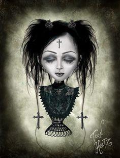 Dead Lady by THZ.deviantart.com on @deviantART