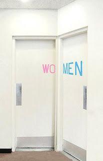 Señaletica para baños   ADGUER Diseño Multimedia