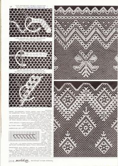 simple embroidery on net Basic Embroidery Stitches, Ribbon Embroidery, Embroidery Patterns, Simple Embroidery, Crochet Round, Filet Crochet, Crochet Lace, Needle Lace, Bobbin Lace