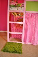 Kura Bed MakeOver--Girls - Best of Times Blog