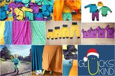 Glückskind - Farbenfrohe Babymode   Unvergleichliche Qualität   Designed in Salzburg  #baby #babyclothes #body #wool #silk #premium #startup #newproduct #design #colorful #happy #kids #family #mum