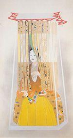 "imageKobayashi Kokei ""Yang Guifei"" (1951)"