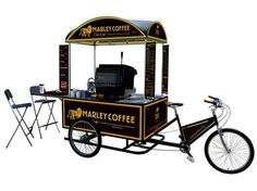 Marley Coffee goes mobile with J$3m bikes