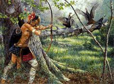 Jack Paluh, artist - wild turkeys