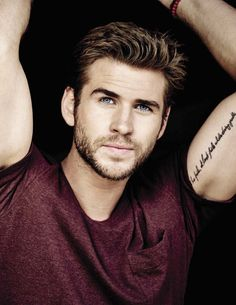 Liam Hemsworth para Vanity Fair Junio 2016