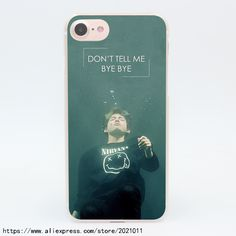 296X bts bangtan boys Taehyung RUN Hard Transparent Case for iPhone 7 7 Plus 6 6S Plus 5 5S SE 5C 4 4S