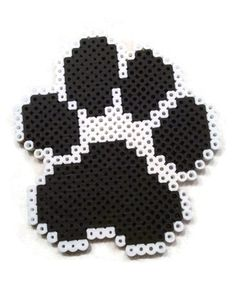 Animal Paw Print Fridge Magnet 10 Percent Donated to by TheAbsity, $5.00