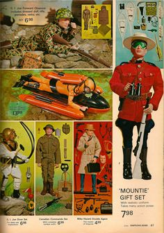 GIJOE RCMP and Cousins. - Page 2