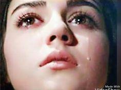 Crying Eyes, Crying Girl, Lovely Girl Image, Girls Image, Alphabet Tattoo Designs, Sad Angel, Sad Alone, Profile Picture For Girls, Sad Wallpaper
