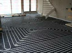 vloer verwarming zorgt voor veel gemak. De kamer is gelijk verwarmt en ook hoef je de verwarming niet meer te stoffen en er komt ruimte voor een glazen pui aan de achterzijden van de woning.