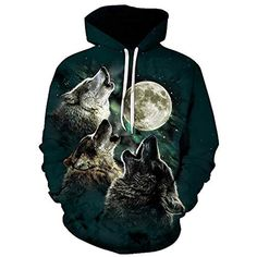 Pop Threads Only Visiting This Planet Mens Fleece Hoodie Sweatshirt