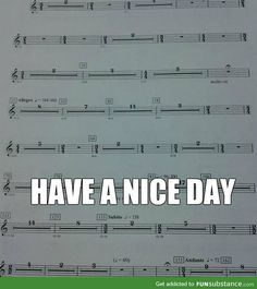 Welcome to the life of a bass player