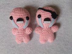The binding of isaac cain crochet amigurumi  #BindingofIsaac #model #pattern