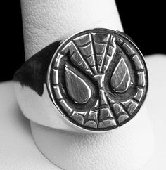 Jewelry Inspired By Batman, Spider-Man & Other Superheroes - DesignTAXI.com