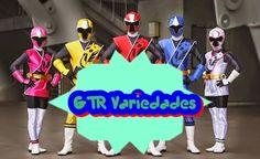 GTR Variedades: Shuriken Sentai Ninninger EP 01 Raw