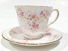 Antique Duchess Tea Cup Spinney Pattern English by AprilsLuxuries
