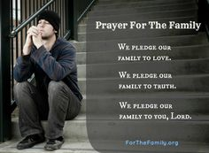 A Prayer For The Family