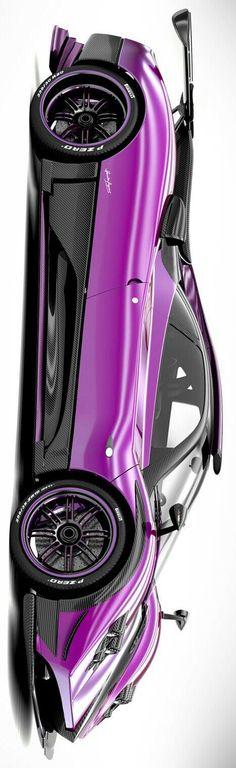 Pagani Zonda 750 by Levon - https://www.luxury.guugles.com/pagani-zonda-750-by-levon/
